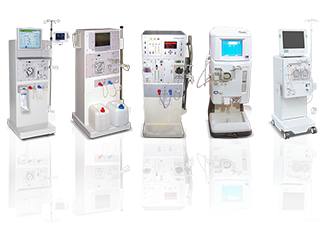 refurbished dialysis equipment