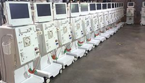 Refurbished Dialysis Machines