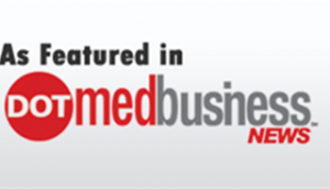 As Featured in dotMed Business News